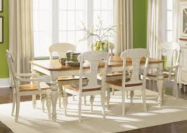 u0026 natural pine finish formal dining table w options