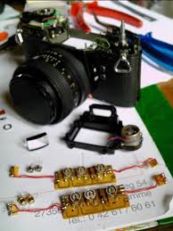 film camera light meter rolleiflex sl35 light meter repair camera repair pinterest