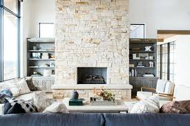 rustic meets modern in mountain home decoholic