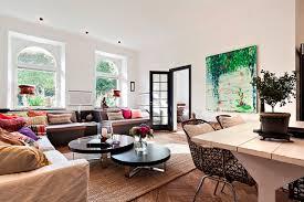 décoration intérieure salon salon ouvert sur salle a manger 10 decoration du salon