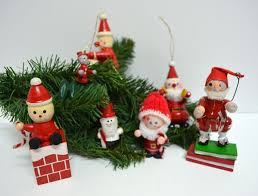 Wooden Toy Christmas Tree Decorations - 35 best holiday 1950 u0027s u0026 mid century modern christmas images on