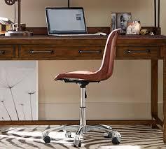 Land Of Nod Desk Mitchell Swivel Desk Chair Pottery Barn