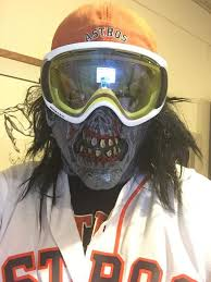 Halloween Baseball Costumes Zombie Colby Rasmus Baseball Themed Halloween