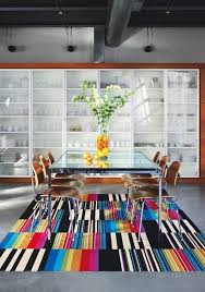 yes dining room rugs can be practical if you follow these rules