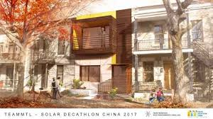 green housing design students receive 50k from ottawa for innovative urban green