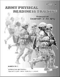 new prt standards new army prt manual tc 3 22 20
