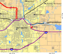 area code map of michigan 49001 zip code kalamazoo michigan profile homes apartments