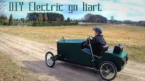 homemade truck go kart homemade electric go kart for kids in vintage style diy build