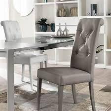 sedie sala da pranzo moderne awesome sedie imbottite per sala da pranzo gallery modern home