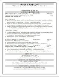 resume for nurse practitioner