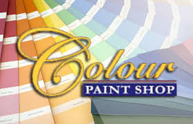 colour paint shop