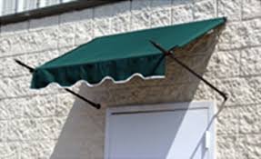 Fabric Door Awnings Ezawn Spear Style Window Awnings U0026 Door Canopies Sized 4 U0027 6 U0027 8