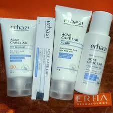 Obat Erha jual erha paket acne series treatment menu nusantara