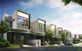 emerald residence superlink house type c1 b is for sale