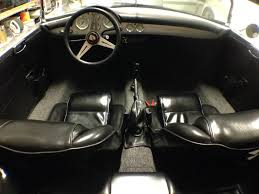 porsche speedster interior 1957 porsche 356 speedster u2013 star cars agency