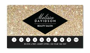 cool hair salon business card template office depot cards
