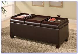 storage coffee table ottoman coffee table home furniture ideas