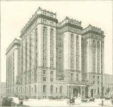 waldorf astoria new york floor plan digital history project hotels of new york waldorf astoria park