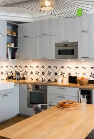 cuisine carreau ciment credence carreau ciment cuisine kitchens walls