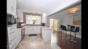 Kitchen Cabinets Etobicoke 1477 Glen Rutley Circle Mississauga Border Of Etobicoke Youtube