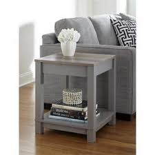grey nightstands u0026 bedside tables for less overstock com