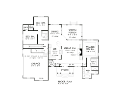 house plan the holliston by donald a gardner architects