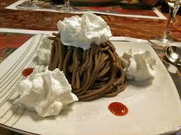 cuisiner marrons frais la torche aux marrons ce mirifique dessert alsacien du miel et