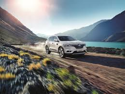 renault suv the renault koleos a distinct renault design for the brand u0027s all
