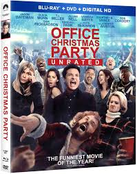 office christmas party trailer is here to cheer