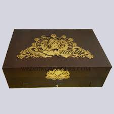 Indian Wedding Card Box Ivory Wedding Card Box Wedding Card Box Wedding Money Box Gift