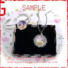 silver necklace bracelet set images Custom order cabochon silver necklace and bracelet set jpg