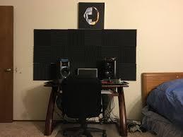 diy recording studio desk my diy recording studio desk home and interior design ideas bedroom