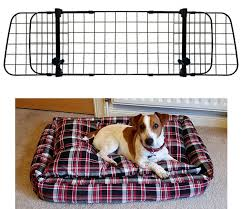 nissan juke dog guard xtremeauto car dog guard with dog bed boot liner or rubber boot