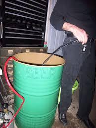 55 gallon drum smoker design u0026 make