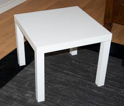 Ikea White Coffee Table Furniture Unique Glass Round Ikea Side Table With Cozy Berber