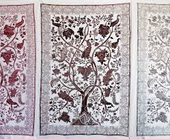 tree of wall hanging les indiennes