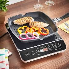 vonshef countertop induction cooktop u2013 enjoy heat management and