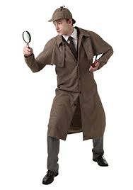 brown costume diy or buy sherlock and watson costumes