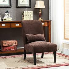 comfortable accent chairs amazon com