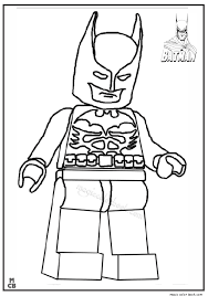 free printable lego batman coloring pages coloring