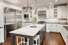 kitchen with white cabinets and wood countertops 31 white kitchen cabinets ideas in 2020 remodel or move