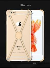 cool x men metal bumper for iphone 6s plus magnetic cover aluminum