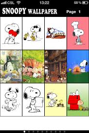 Snoopy Iphone Wallpaper Snoopy U0027s Wallpaper Free Download