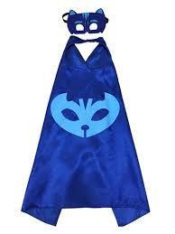 wholesale 3 set catboy owlette gekko cape mask children u0027s birthday