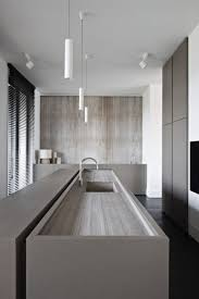 grey modern kitchen design top 25 best modern kitchen island designs ideas on pinterest