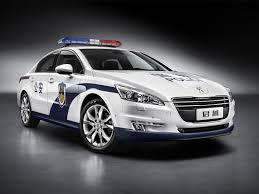peugeot cars 2011 peugeot 508 police u00272011 u2013pr