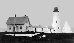 Wood Island Light Wood Island Lighthouse Biddeford Pool Maine