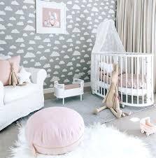 Decorating A Nursery On A Budget Baby Pink Nursery Ideas On A Budget