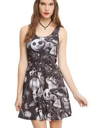 the nightmare before christmas characters dress topic