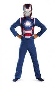 Blue Man Halloween Costume Iron Man Costumes Movie Iron Man